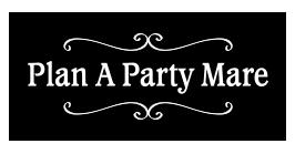 Plan A Party Mare – Full Service Wedding Planning, Party Planning & Catering Services – Tristate, Manhattan and Long Island, NY Logo